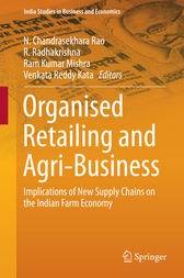 Organised Retailing and Agri-Business by N. Chandrasekhara Rao