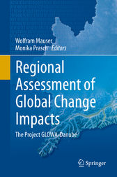 Regional Assessment of Global Change Impacts by Wolfram Mauser