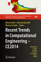 Recent Trends in Computational Engineering - CE2014 by Miriam Mehl