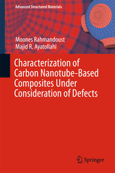 Characterization of Carbon Nanotube Based Composites under Consideration of Defects by Moones Rahmandoust