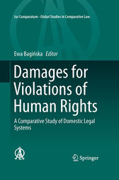 Damages for Violations of Human Rights by Ewa Baginska