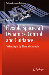 Flexible Spacecraft Dynamics, Control and Guidance by Leonardo Mazzini