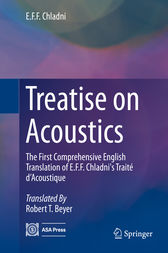 Treatise on Acoustics by E.F.F. Chladni