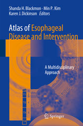 Atlas of Esophageal Disease and Intervention by Shanda H. Blackmon