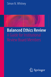 Balanced Ethics Review by Simon N. Whitney