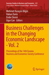 Business Challenges in the Changing Economic Landscape - Vol. 2 by Mehmet Huseyin Bilgin
