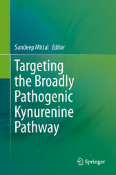 Targeting the Broadly Pathogenic Kynurenine Pathway by Sandeep Mittal