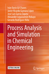 Process Analysis and Simulation in Chemical Engineering by Iván Darío Gil Chaves
