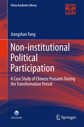 Non-institutional Political Participation by Jiangshan Fang