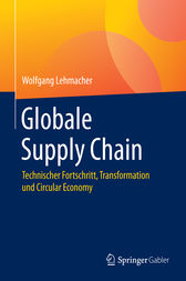 Globale Supply Chain by Wolfgang Lehmacher