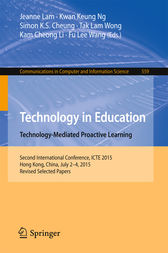 Technology in Education. Technology-Mediated Proactive Learning by Jeanne Lam