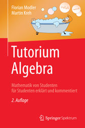 Tutorium Algebra by Florian Modler
