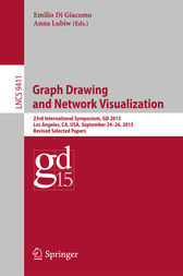 Graph Drawing and Network Visualization by Emilio Di Giacomo