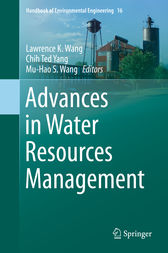 Advances in Water Resources Management by Lawrence K. Wang