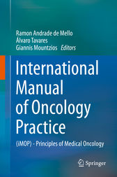 International Manual of Oncology Practice by Ramon Andrade de Mello