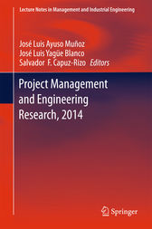Project Management and Engineering Research, 2014 by José Luis Ayuso Muñoz