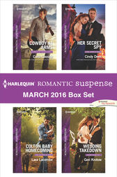 Harlequin Romantic Suspense March 2016  Box Set by Carla Cassidy