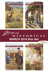 Love Inspired Historical March 2016 Box Set by Linda Ford