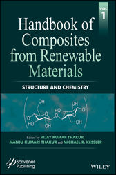 Handbook of Composites from Renewable Materials, Structure and Chemistry by Vijay Kumar Thakur