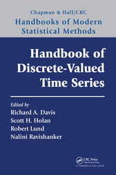 Handbook of Discrete-Valued Time Series by Richard A. Davis