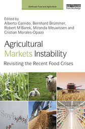 Agricultural Markets Instability by Alberto Garrido