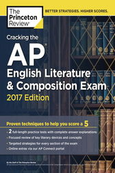 Cracking the AP English Literature & Composition Exam, 2017 Edition by Princeton Review