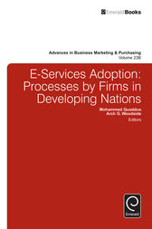 E-Services Adoption by Mohammed Quaddus