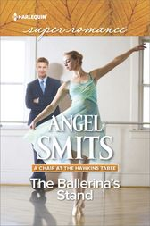 The Ballerina's Stand by Angel Smits