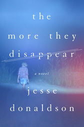 The More They Disappear by Jesse Donaldson