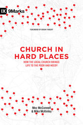 Church in Hard Places by Mez McConnell