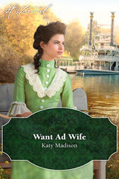 Want Ad Wife by Katy Madison