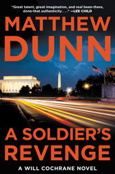 A Soldier's Revenge by Matthew Dunn