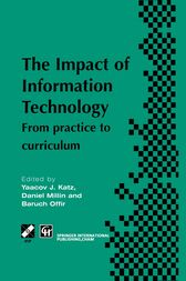 Impact of Information Technology by Yaacov Katz