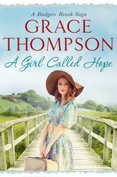 A Girl Called Hope by Grace Thompson