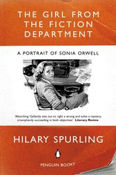 The Girl from the Fiction Department by Hilary Spurling