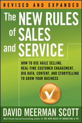 The New Rules of Sales and Service by David Meerman Scott