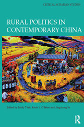 Rural Politics in Contemporary China by Emily T. Yeh
