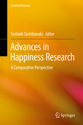 Advances in Happiness Research by Toshiaki Tachibanaki