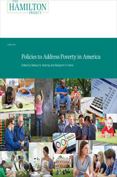 Policies to Address Poverty in America by Melissa S. Kearney