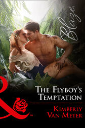The Flyboy's Temptation (Mills & Boon Blaze) by Kimberly Van Meter