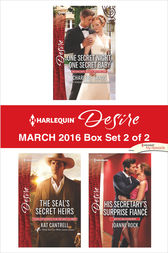 Harlequin Desire March 2016 - Box Set 2 of 2 by Charlene Sands