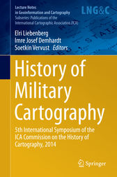 History of Military Cartography by Elri Liebenberg