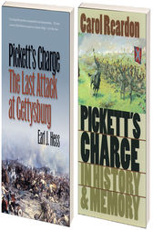 Pickett's Charge, July 3 and Beyond, Omnibus E-book by Earl J. Hess