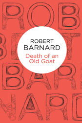 Death of an Old Goat by Robert Barnard