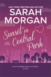 Sunset in Central Park by Sarah Morgan