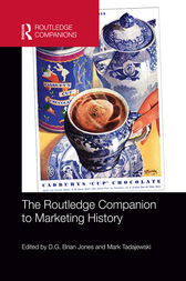 The Routledge Companion to Marketing History by D.G. Brian Jones