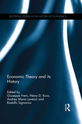 Economic Theory and its History by Giuseppe Freni