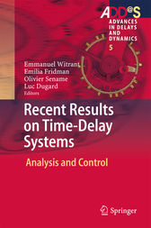 Recent Results on Time-Delay Systems by Emmanuel Witrant