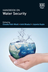 Handbook on Water Security by Claudia Pahl-Wostl