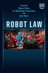 Robot Law by Ryan Calo